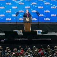 Trump's Mixed Record on Gun Control