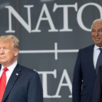 Trump's False Claims at NATO