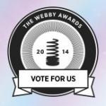 Help Us Win a Webby
