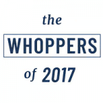 Video: Whoppers of 2017